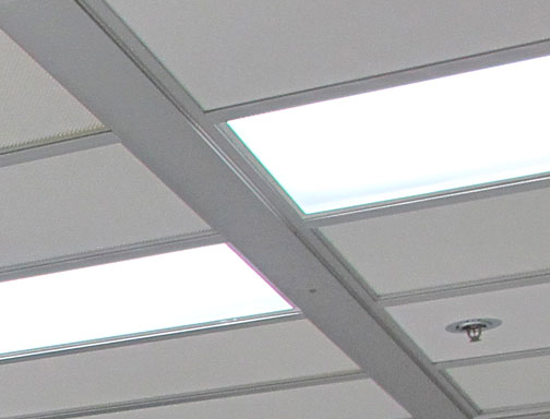 Cleanroom Ceiling Components