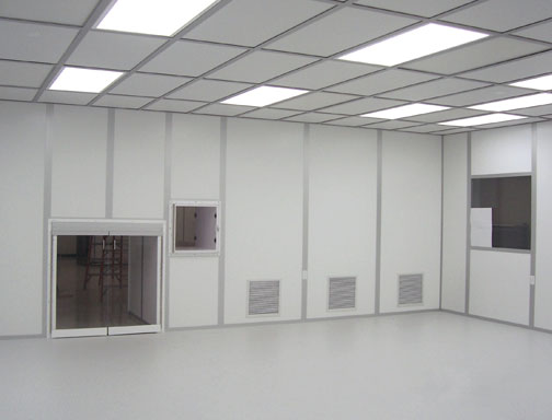 Hardwall Cleanrooms
