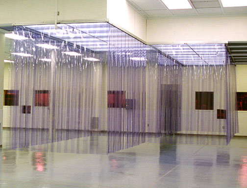 Softwall Curtains & Strip Doors